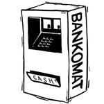 Zaujalo nás - počet klientů na jeden bankomat v českých bankách