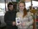 Druhý mobil ze soutěže na Facebooku má svoji majitelku!