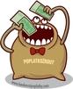 Nejabsurdnější bankovní poplatek 2013 – poplatek za vedení úvěrového účtu kráčí za vítězstvím v 1. kole