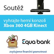 POSLEDNÍ DEN SOUTĚŽE: Vyhrajte skvělý Microsoft Xbox 360 Kinect
