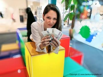 Nejlevnější bankou v České republice je Creditas